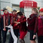 Journée mondiale du théâtre, Joachim Tanguay, Philippe Robert, Michel-Maxime Legault, Marie-Ève Trudel, Myriam Poirier, Marie Fannie Guay